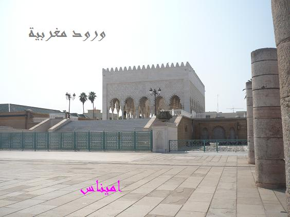 صومعة حسان بالرباط ..حصري لمنتدى ورود مغربية